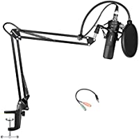 Neewer Condenser Microphone and Accessory Kit for Studio...
