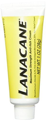 Lanacane Maximum Strength Anti itch Acting product image