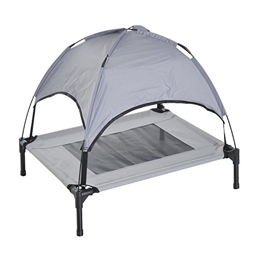 Pawhut Elevated Cooling Canopy Shade