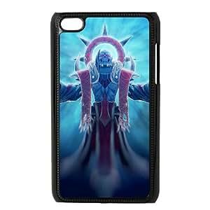 LICH iPod Touch 4 Case Black NKZHIQQ0714