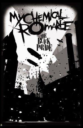My Chemical Romance Poster Print, 22x34 Poster Print, 24x36 Poster Print, 24x36