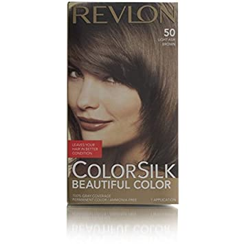 rev colorsilk 5a ltashbrn size 1ct revlon colorsilk 5a - Revlon Coloration