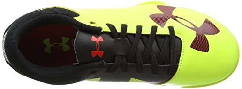 Under Armour Unisex-Kinder UA Spotlight in Jr Fußballschuhe Gelb (High-vis Yellow 731)