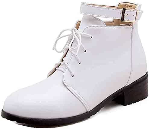 30b7cd7044bb5 Shopping White or Multi - Combat - Over-the-Knee - Boots - Shoes ...