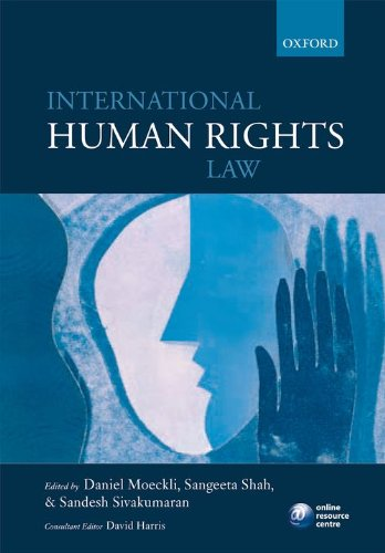 International Human Rights Law by Oxford University Press