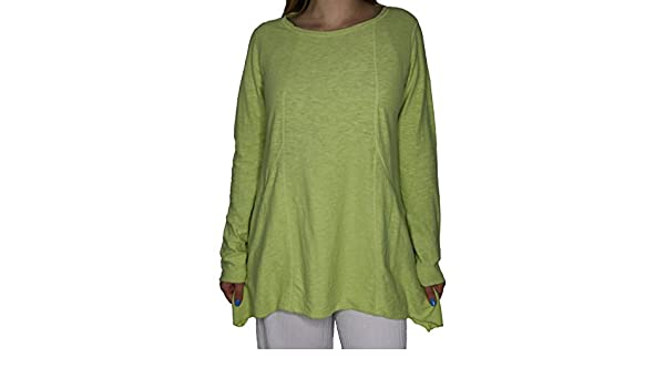 06b14b11a58 Amazon.com  Cut Loose Pocket Top - Peridot Green  Computers   Accessories