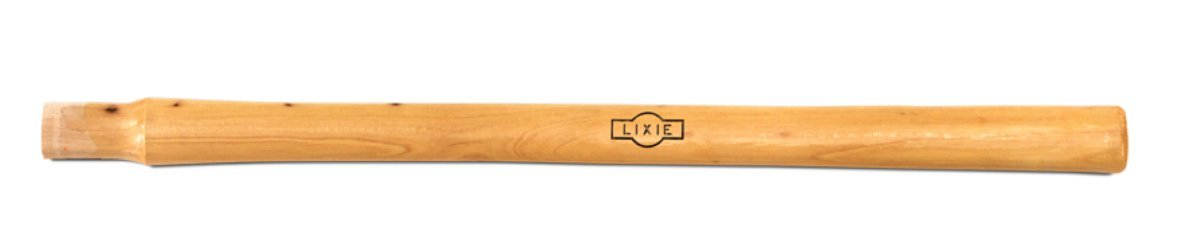 Lixie GS HANDLE - Hickory Replacement Handle for Model G Bronze Hammer by LIXIE