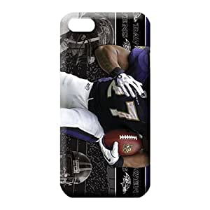 iphone 5 5s Protection Hard Hot Style mobile phone case baltimore ravens nfl football