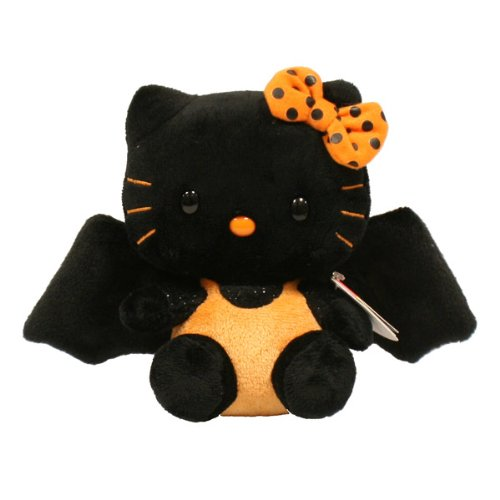 Ty Beanie Baby Hello Kitty Dracula by Ty