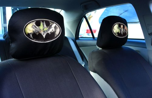 New Interchangeable Car Seat Headrest Covers Universal Fit For Cars
