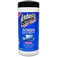 Endust for Electronics, Screen cleaning wipes, Surface...
