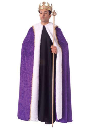 Purple King's Robe