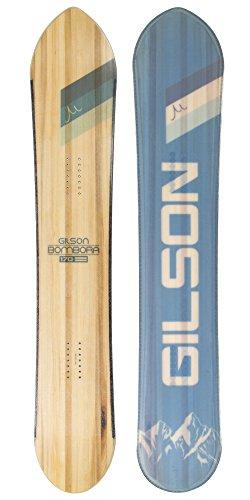 2018 Gilson Bombora Mens Directional Snowboard