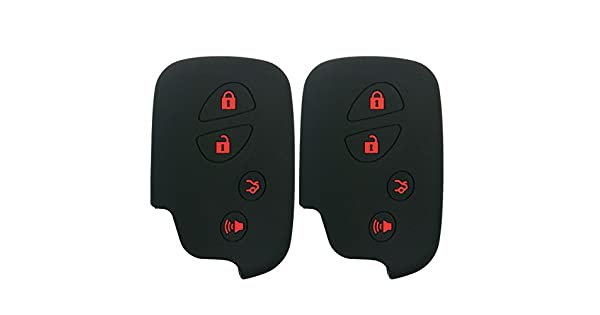 Amazon.com: Coolbestda - Carcasa para llave de coche Lexus ...