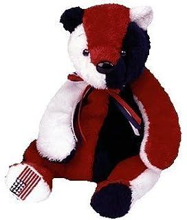 TY Beanie Baby - PATRIOT the Bear (Original Version)
