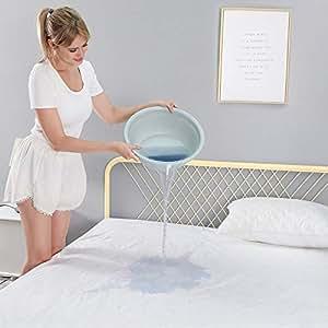 Amazon.com: Magichome - Protector de colchón transpirable y ...