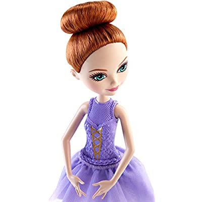 Ever After High Ballet Holly O'hair Doll: Toys & Games