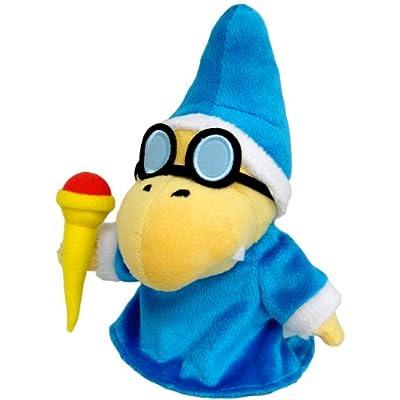 Sanei Super Mario Kamek Plush Doll: Toys & Games