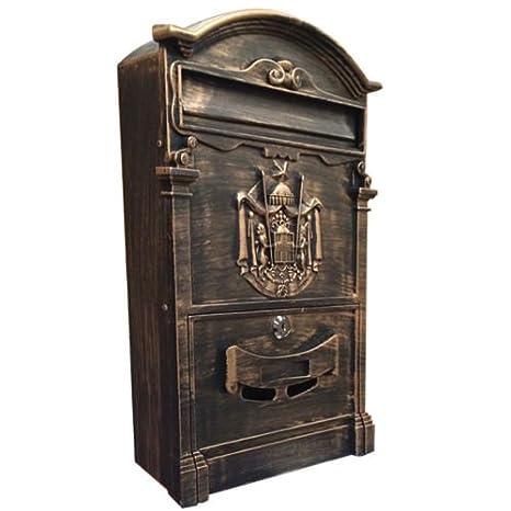 Generic NV 1001003661 _ YC-UK2 stbox al seguro Mail Lock Large Heavy Duty Secur