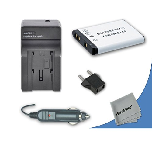 high-capacity-replacement-nikon-en-el19-battery-with-ac-dc-quick-charger-kit-for-nikon-coolpix-s3500
