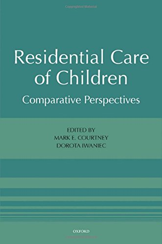 (Residential Care of Children: Comparative Perspectives)