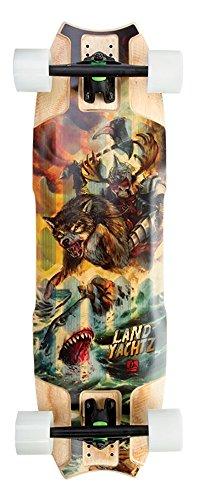 Landyachtz Bear - Landyachtz - Mini Wolf Shark HT Longboard Complete 2016, Hollow Tech, 32.5