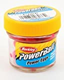 Berkley Trout/Salmon Power Eggs Floating Magnum Bait, Pink 1004872