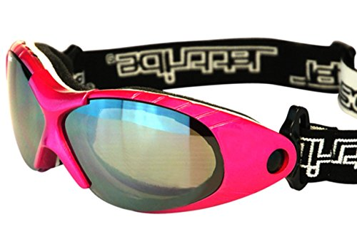 Spark Goggles Magenta Sunglasses Floating Water Jet Ski Goggles Sport Designed for Kite Boarding, Surfer, Kayak, Jetskiing, other water sports.