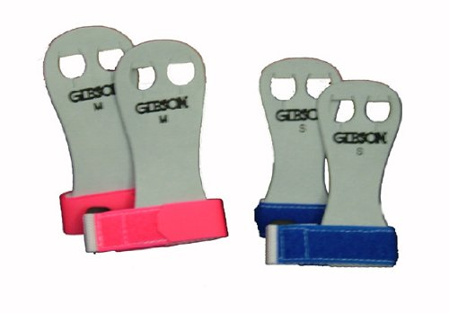 Gibson Rainbow Palm Grips - Pink - Large