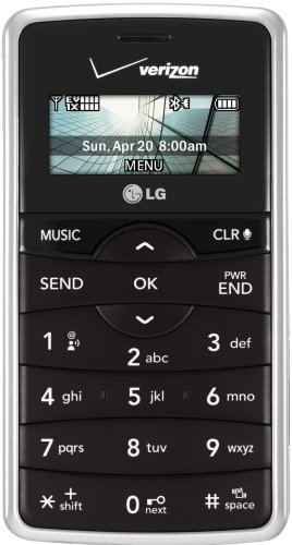 LG enV2, Black (Verizon Wireless)