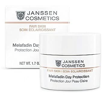 Janssen Cosmetics Fair Skin Melafadin Day Protection SPF20 1.7oz 50ml 3310