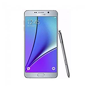 Samsung Galaxy Note 5 N920C 64G Silver titanium - FACTORY UNLOCKED - GSM 4G - INTERNATIONAL VERSION no warranty