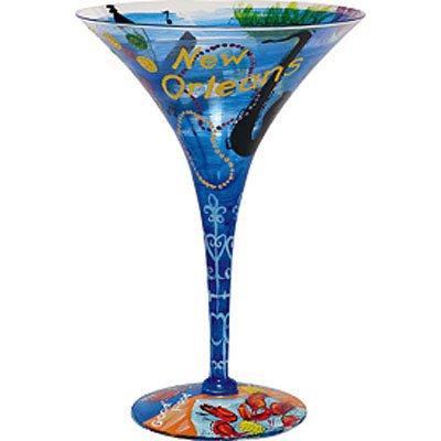 Lolita Love My Martini Glass – New Orleans Tini Martini