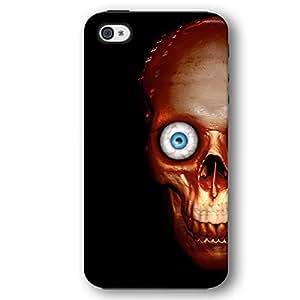 Skeleton Skull Halloween For SamSung Galaxy S4 Mini Case Cover Armor Phone Case