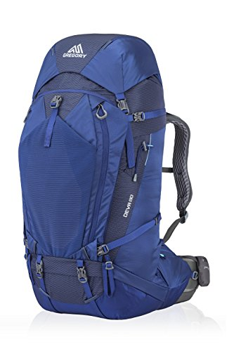 Gregory Mountain Products Women's Deva 80 Liter Backpack, Nocturne Blue, Extra Small