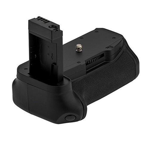 Battery Grip Power Pack For Canon Rebel T7i 77D (EOS 800D 9000D Kiss X9i) Digital SLR Camera