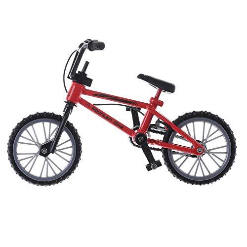 [해외]La Dran Finger Board Bicycle ToysBrake Rope Blue Simulation Alloy Finger BMX Bike Children Gift Mini Size / La Dran Finger Board Bicycle ToysBrake Rope Blue Simulation Alloy Finger BMX Bike Children Gift Mini Size