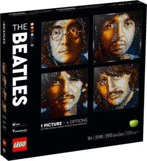 レゴ(LEGO) レゴアート ザ・ビートルズ 31198