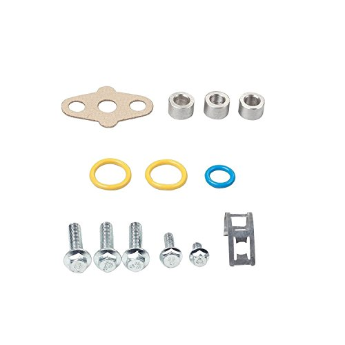 Maxon Auto Corporation Turbo Hardware Install Kits Orings Bolts Fit For 03-10 Ford 6.0L Powerstroke - Kit Bolt Turbo
