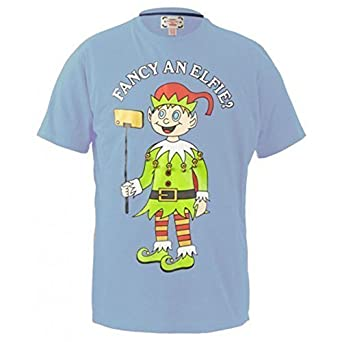 76e40c9a71f1 Herren Weihnachten T-Shirt D555 Duke Weihnachten Rentier Music Neuheit Top  Rudy Party NEU  Amazon.de  Bekleidung