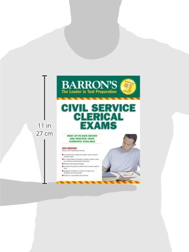 Buy civil service exam study guide