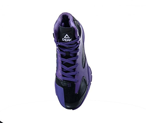 Peak Unisex Basketballshoe Hurricane III Purple