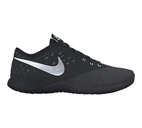 Nike 844794-001 Scarpe sportive, Uomo, Grigio (Anthracite / Metallic Silver / Black), 42