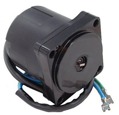 YaeTek 100% New TILT/Trim Motor Fits OMC, Evinrude, and Johnson 2-Wire 434495 434496 438529 438531 10816N-S