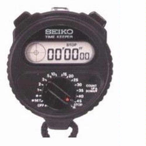 Stopwatch w Timekeeper by Seiko Timers