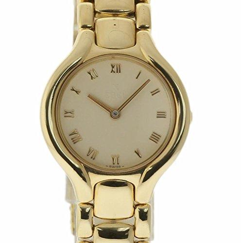 Ebel Beluga Swiss-Quartz Female Watch 884960 (Certified - Watch Ladies Wrist Beluga