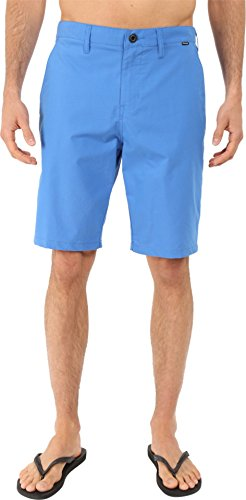Hurley Men's Dri-FIT Chino Walkshorts Fountain Blue Swimsuit Bottoms