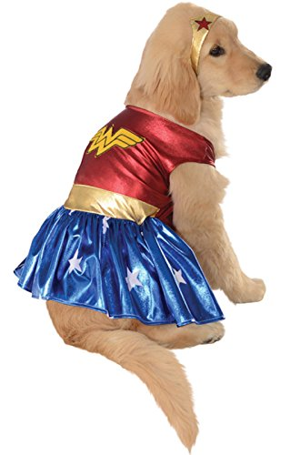 Wonder Woman Pet Costume (Wonder Pets Dog Costume)
