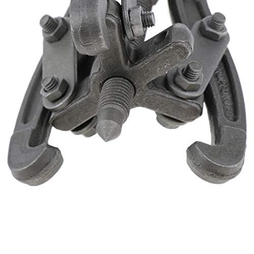 Baoblaze DIY 3 Jaw Bearing Puller Car Bushing Gear Remover Extractor Tool 3'' Heavy Duty by Baoblaze (Image #5)
