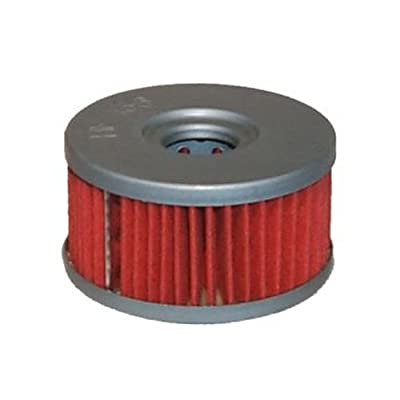 Hiflofiltro HF136 Premium Oil Filter: Automotive